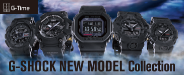 G-SHOCK NEW MODEL Collection
