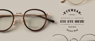 2018-2019 EYE EYE ISUZU Information Catalog Eyewear