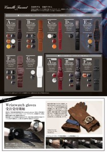 77_Leather Watch Protector